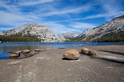 Tenaya Lake , Yosemite National Park