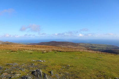 The view from Snaefell 7