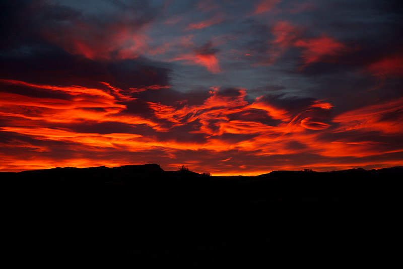 Sunrise #5.  Livingston, Montana