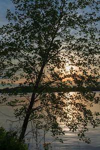 Peaking Sunset