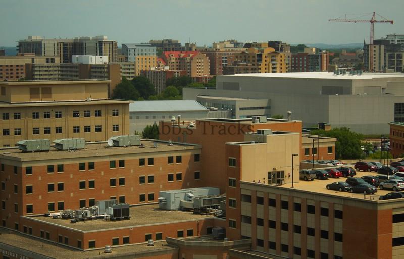 Madison skyline.