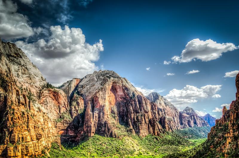 Zion Valley View