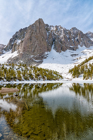 Third Lake and Temple Crag - John Muir Wilderness-3
