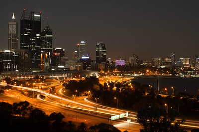 Perth from Kings Park