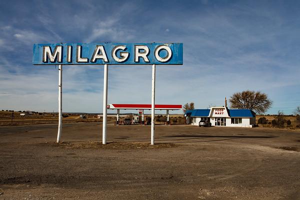 Milagro Gas Station