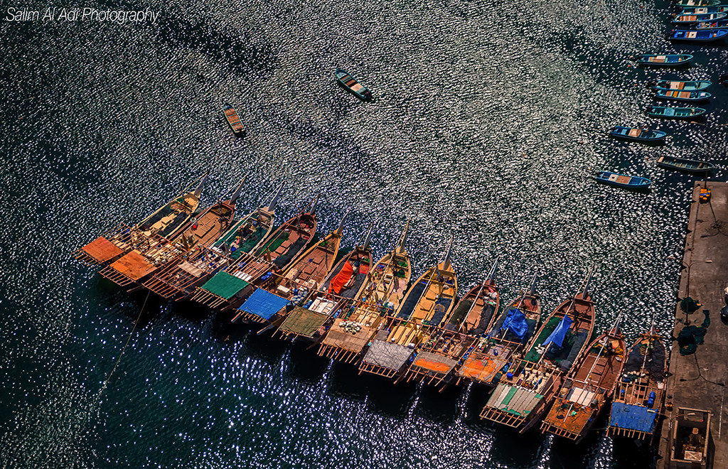 Mirbat Harbor