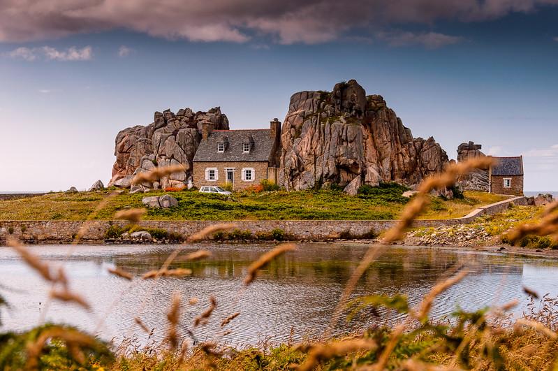 Maison Bretonne (Tréguier, Bretagne Nord)