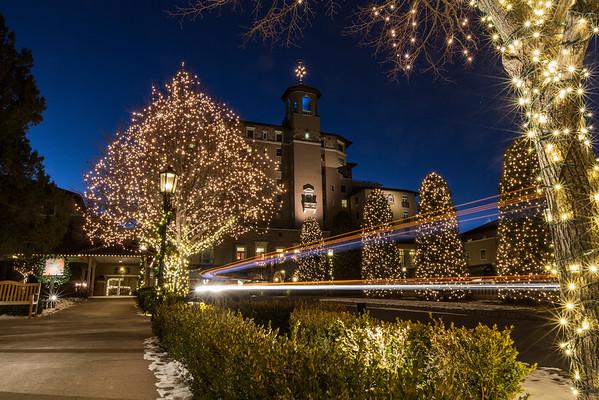Broadmoor Hotel, Colorado Springs, CO