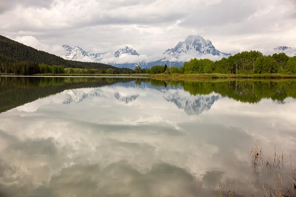 mountain mirror ...
