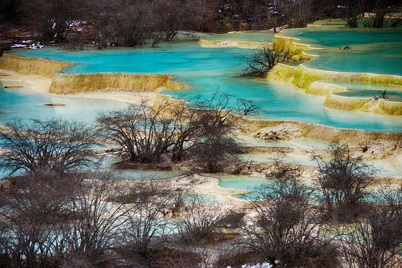 Blue Lagoons