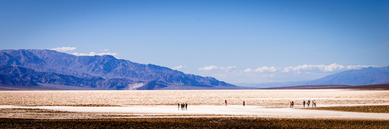 Badwater, Death Valley (lowest point in North America)