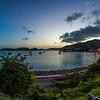 Charlotte Amalie Harbor, St Thomas USVI