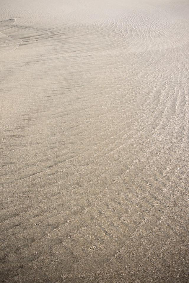 Sand svart/hvit