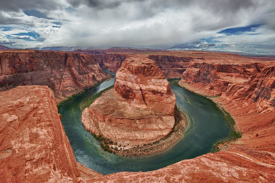 Horse Shoe Bend,Colorado River