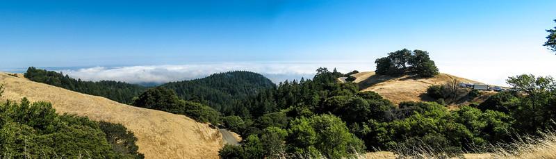 Mount Tamalpais panorama