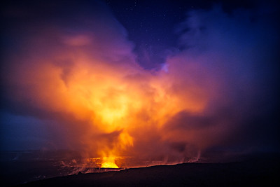 Fire & Ash - Halemaʻumaʻu