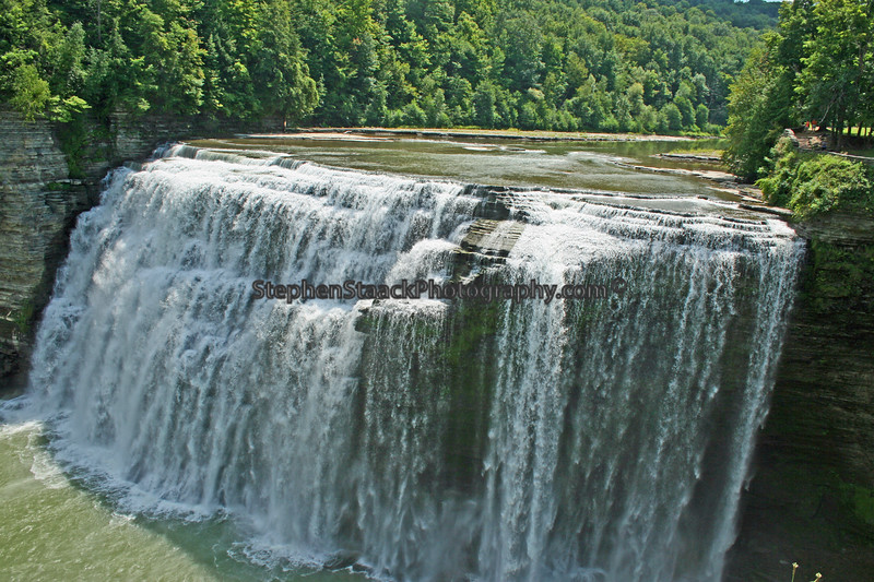 Middle Falls, Leachworth State Park