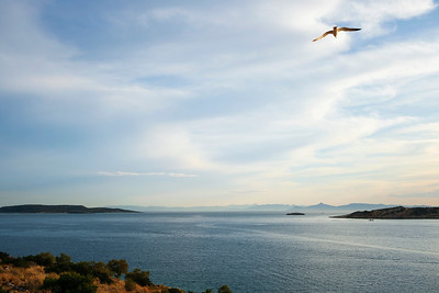 Ionian Seascape. Glyfada, 2019.