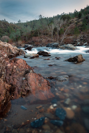 Red Rock, Running River