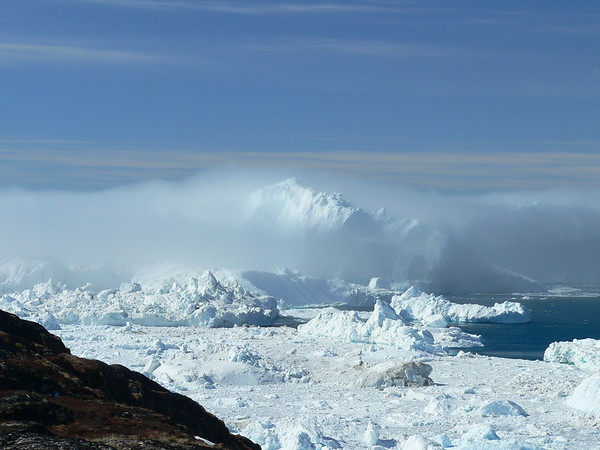 Icebergs, Ilulissat, Greenland