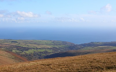 The view from Snaefell 11