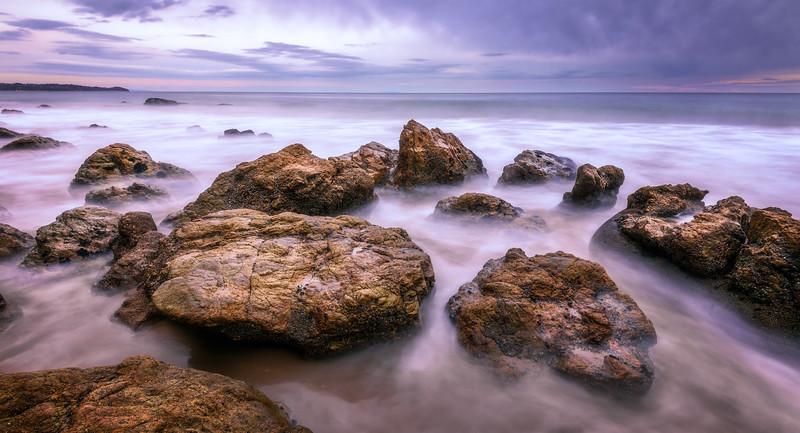 """Ghosts"" @ El Matador Beach (California)"
