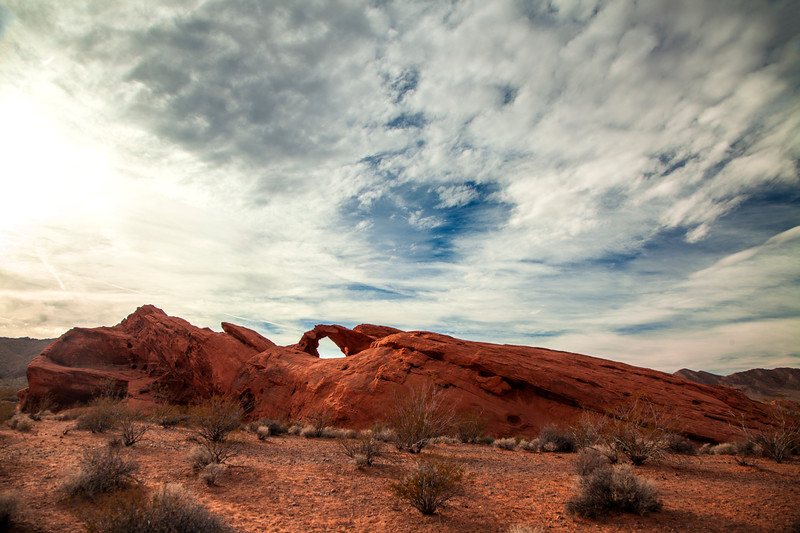 Valley of Fire Arch