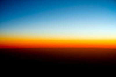84 Planet sunset