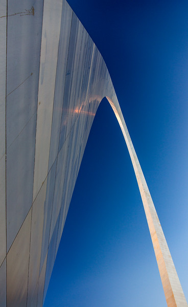 Gateway to the West - The St. Louis Arch