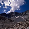 somewhere on the John Muir Trail....