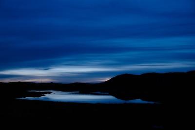 191 Blue evening