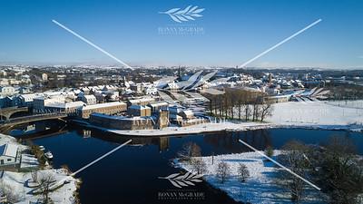 Enniskillen Snow