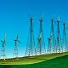Wind Generators, Altamont Pass