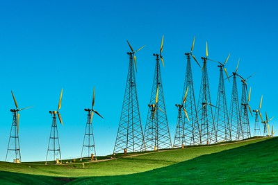 Wind Generators, Altamont Pass