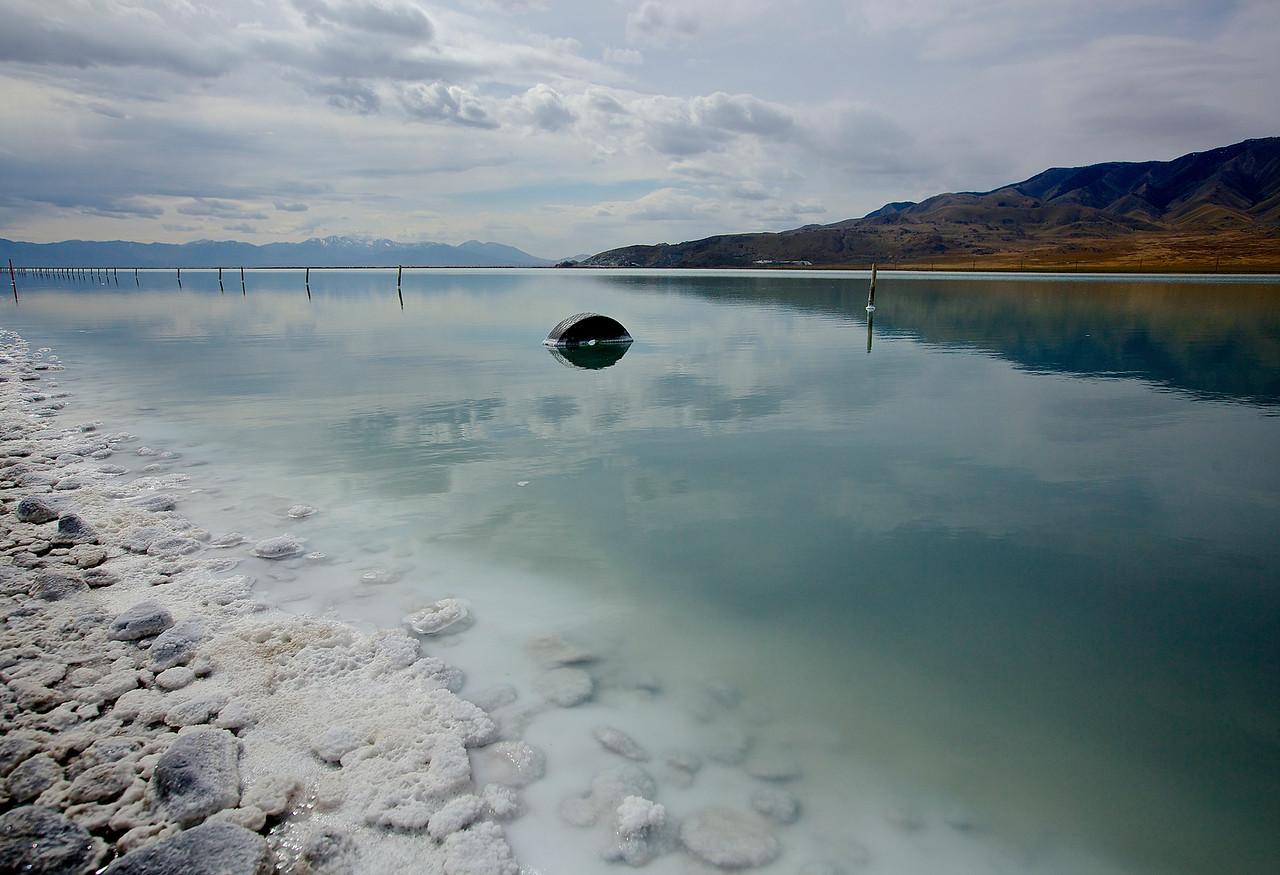 Great Salt Lake Environs, Utah