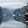 Winter Reflections on Lake Rabun
