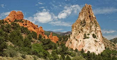 Majestic Garden of the Gods 2