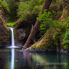 Punch Bowl Falls    Hood River, Oregon, USA<br /> <br /> Canon EOS 6D w/ EF70-200mm f/2.8L USM: 70mm @ 30.0 sec, f/18, ISO 100