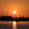 Sunset from Deganwy