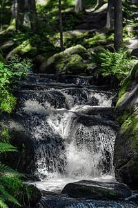 Waterfall Branka