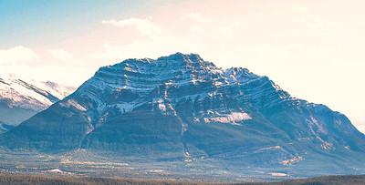Mount Edith Cavell, Jasper NP