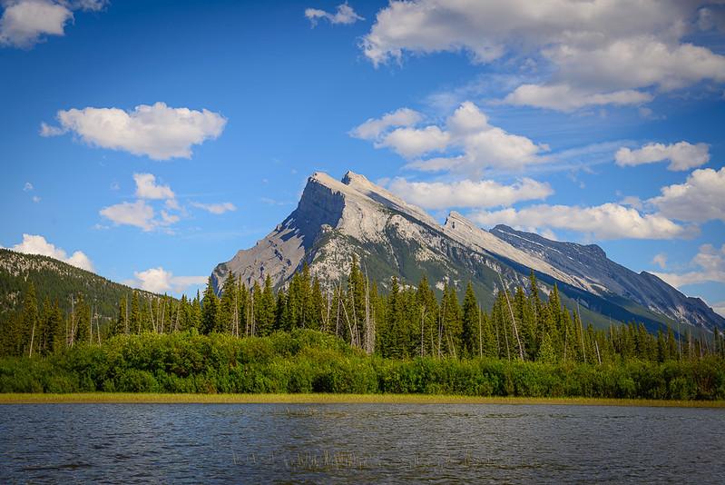 Mount Rundle near Banff
