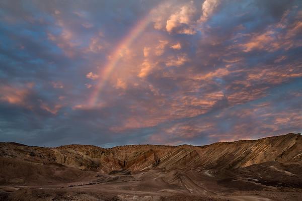 Rainbow Basin | California
