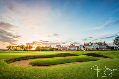 Muirfield Sunrise