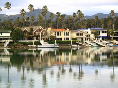 Harbor in Ventura
