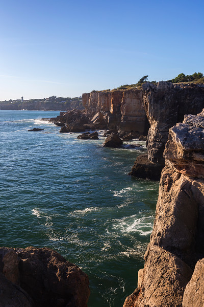 Boca do Inferno in Cascais, Portugal