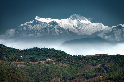 Annapurna Himalayas - Nepal