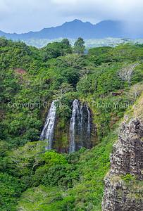 Kauai falls