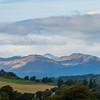 Perthshire Mountains Scotland.