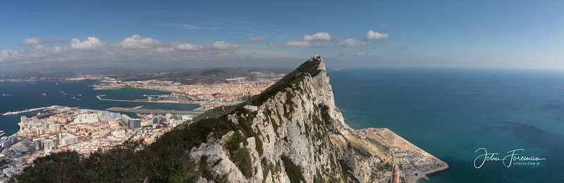 The Rock, Gibraltar